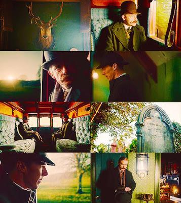 Crítica del especial de navidad de Sherlock: