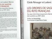 RITO FRANCES, ORDENES SABIDURIA
