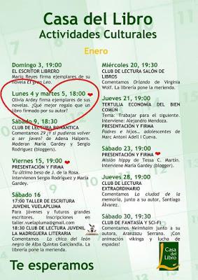 Hoy martes 5 casa del libro valencia ll vate un libro - Casa del libro valencia horario ...