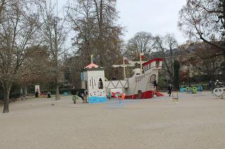 Visita a Burdeos (Francia) en Navidad.