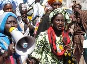 Movimientos sociales África.