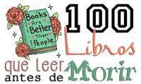 Reto: 100 Libros que leer antes de morir.