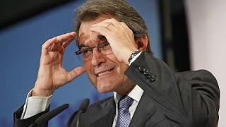 Jaque a Artur Mas