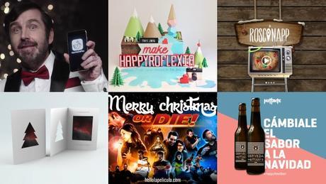 Las felicitaciones de Navidad de las agencias de publicidad 2015