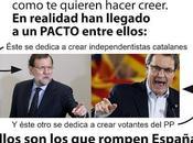 Rajoy, como gotas agua