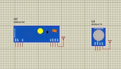 Simular Módulo De Radiofrecuencia Rf En Proteus Paperblog
