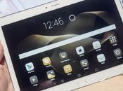 vistazo nueva tablet Huawei MediaPad