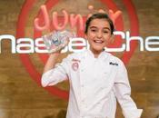 María, ganadora tercera edición MasterChef Junior