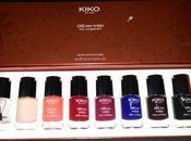Primera compra rebajas: esmaltes Kiko Dream Wish
