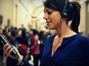 Haciendo audioguías para museo