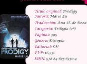 Reseña: Prodigy, Marie