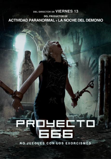 Gana una entrada para #Proyecto666 gentileza @BFDistribution