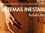 Rubén Martín. Sistemas inestables