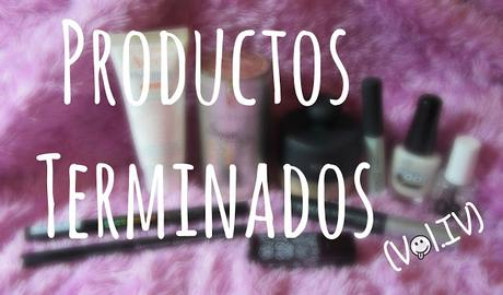 Productos Terminados (Vol.IV)