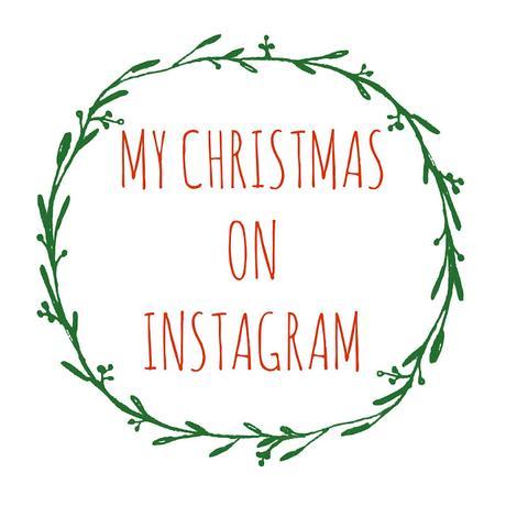 Mi Navidad en Instagram