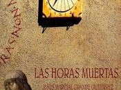 """""""Las horas muertas"""": Nuevo libro artículos blog 2015"""