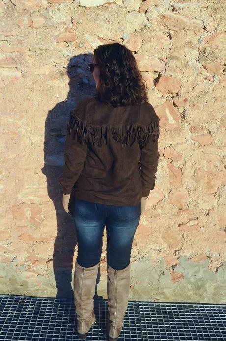 Brown look_maxiscarf_fringes_look_mivestidoazul (12)