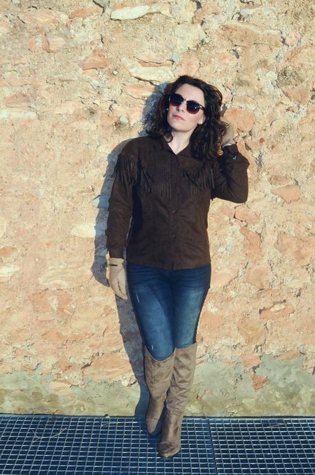 Brown look_maxiscarf_fringes_look_mivestidoazul (11)