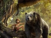 """Mowgli, baloo bagheera completan ultima parte póster tríptico libro selva"""""""