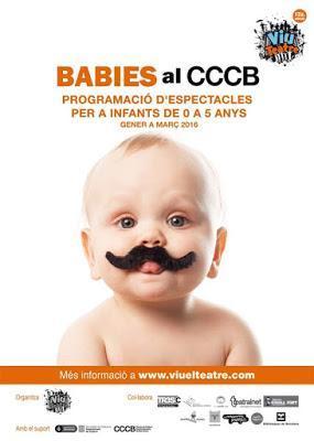 BABIES al CCCB, 30 elefants