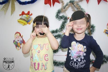 lazos arbol navidad cintas niños manualidades