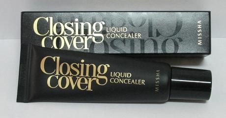 Closing Cover Liquid Concealer SPF30