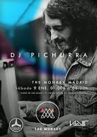 Dj set de Dj Pichurra en The Monkey