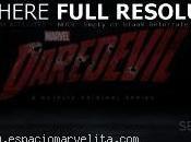 Daredevil. Otro póster temporada