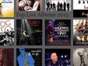 Live Albums 2015
