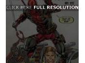 Liefeld dibuja mismo portada alternativa Deadpool Mercs Money