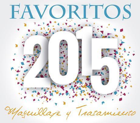 Favoritos 2015; los 15 del 2015 de maquillaje y tratamiento