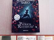 """GANADOR/A SORTEO: Temor Hombre Sabio"""" Patrick Rothfuss"""