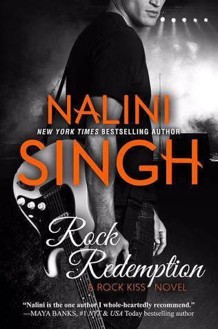 Rock Redemption (Rock Kiss, #3)
