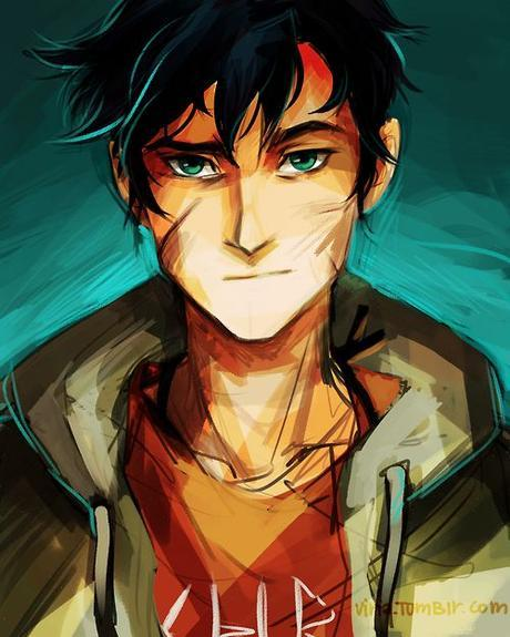 Look, I didn't want to be a half-blood. by Viria. alt=