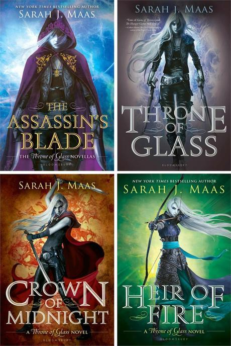 Hands down best books I've read in a while! I know there are mixed reviews and you will probly either love it or hate it but I think the plot is great, the characters have depth and even though I love romance fantasy, I appreciate that love is NOT in the least bit the focal point of this series.: