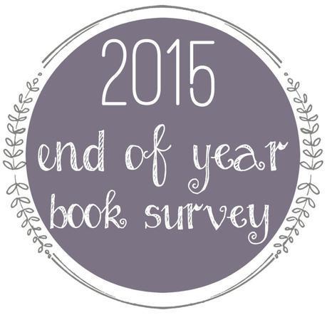 End Of Year Book Survey: Edición 2015