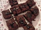 Brownie, pastel chocolate