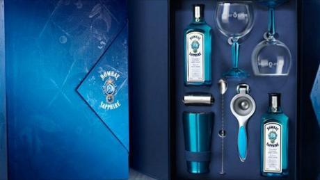 Bombay Sapphire y su bonito packaging de edición limitada para Navidad