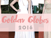 Golden Globes 2016 alfombra roja