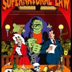 Batton Lash: Supernatural Law
