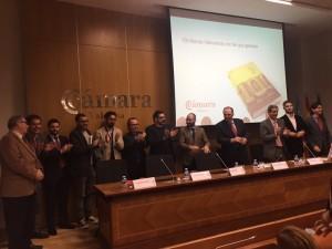 100 Marcas Valencianas con las que aprender. 4 febrero en Alicante
