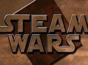 Personajes Star Wars estilo Steampunk