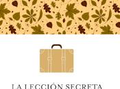 Reseña lección secreta Francesc Miralles