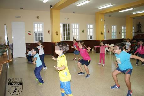 entrenamiento fisico niños