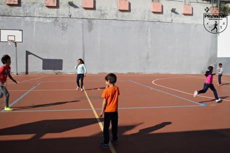 deporte niño arucas futbol tenis