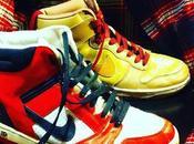 Oldies trainers Nike, Vans Evisu