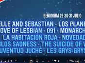 Festival 2016 confirma Belle Sebastian