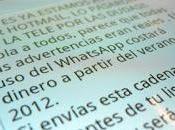 nuevo hoax Whatsapp