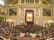 renovadas mesas Parlamento: prólogo gran pacto gobierno