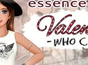 Valentine-Who Caer? Nueva edición limitada Essence